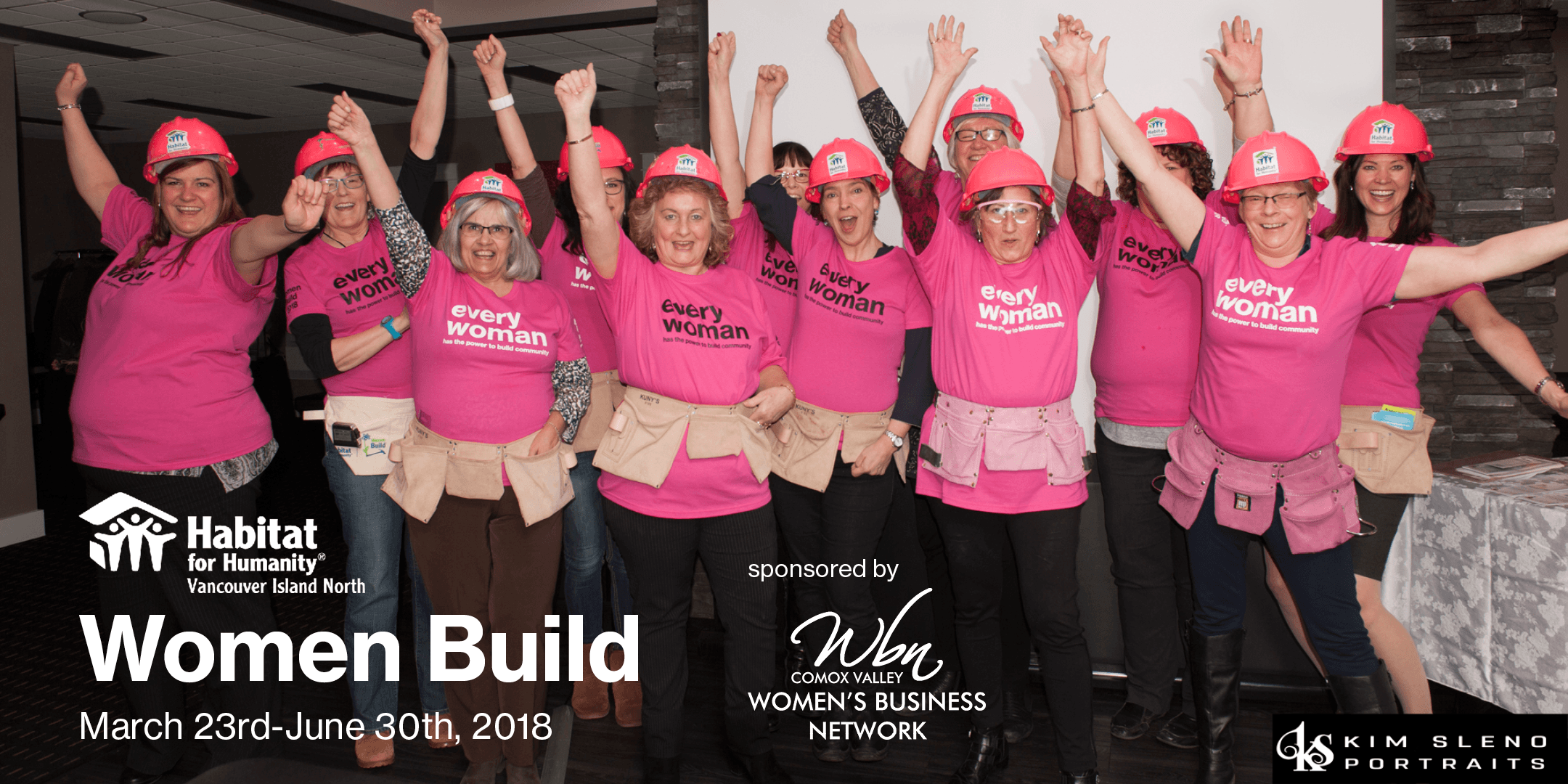 Women Build Launch Party